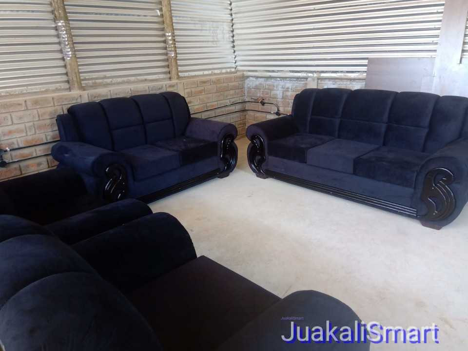 Suade Seven Seater Sofa Set