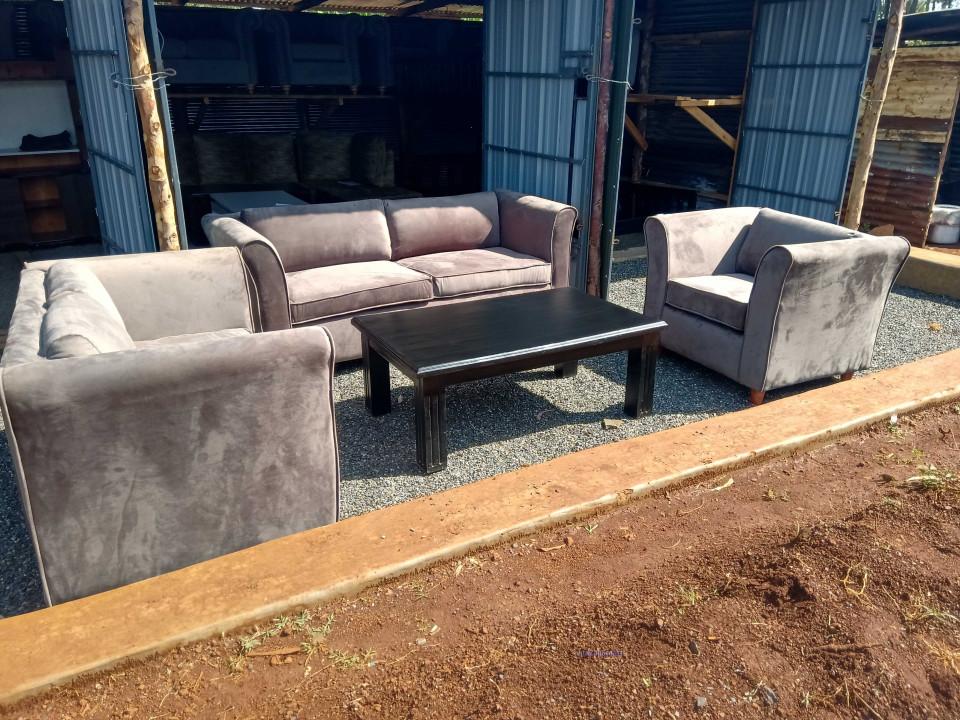 Minimalist Six Seater Sofa