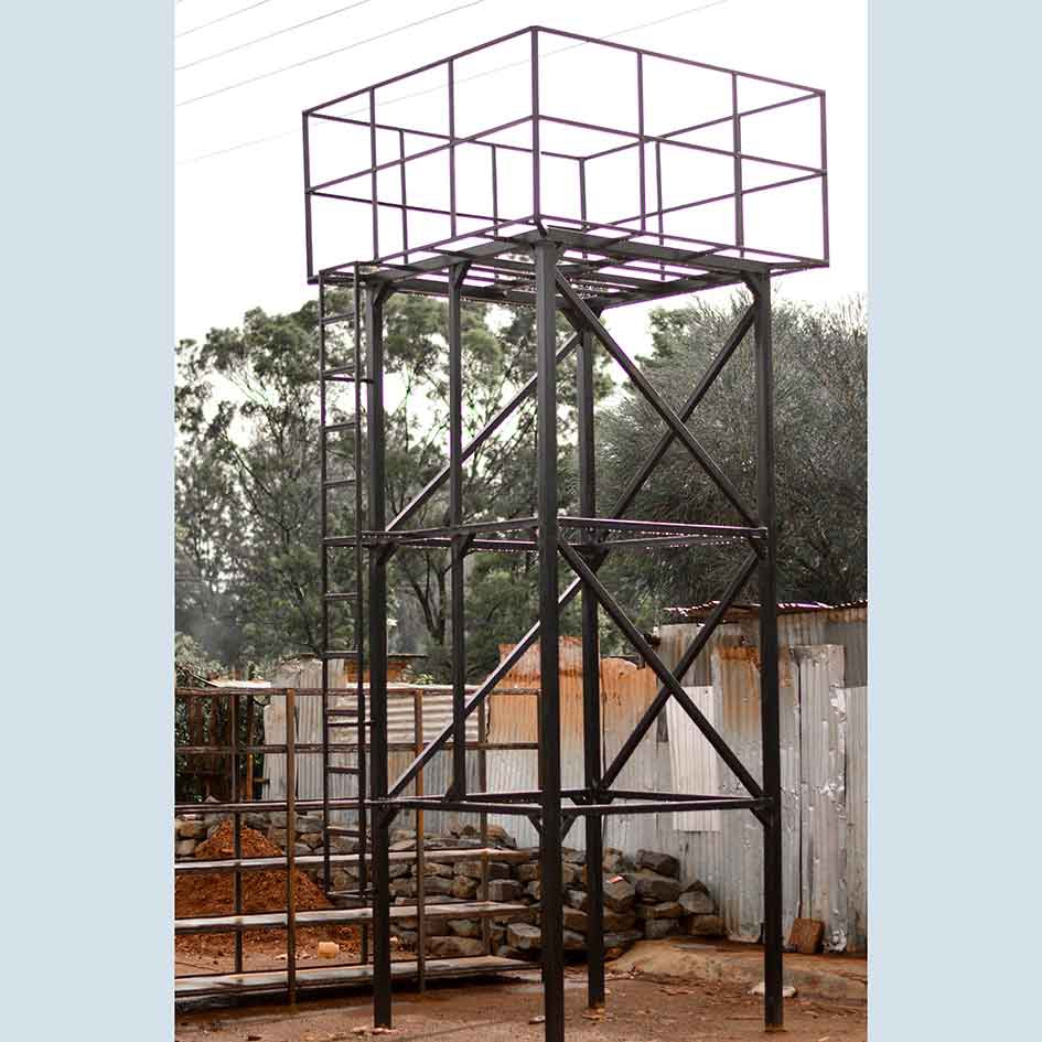 Water Tank Support